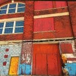 Gallery 100: Chelsea Doors by the Chelsea Artists Guild