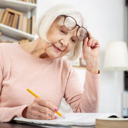 Diet and Eyesight - Silver Maples Sept Blog