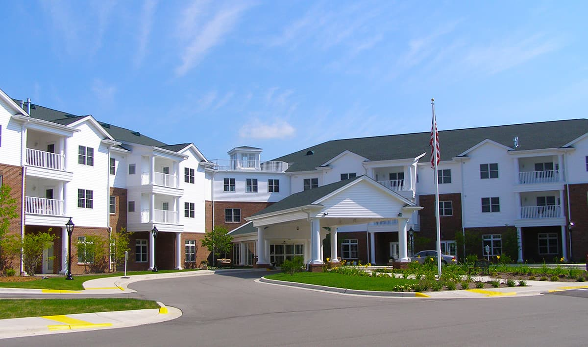 Explore our senior living options at Silver Maples